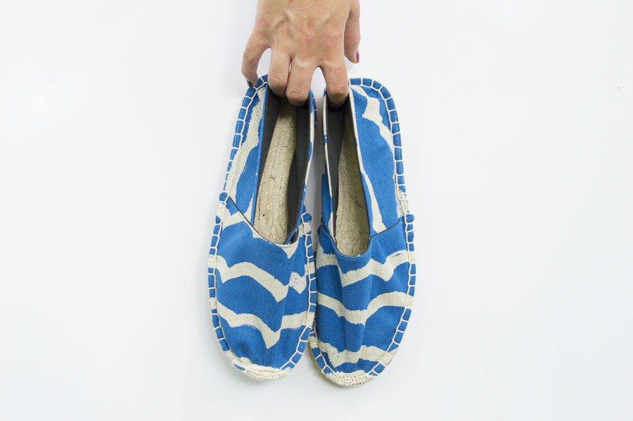Make your Own Espadrille Shoes_The Espadrilles Kit