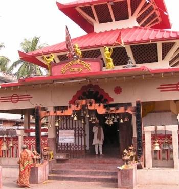 Dantakali Temple 1