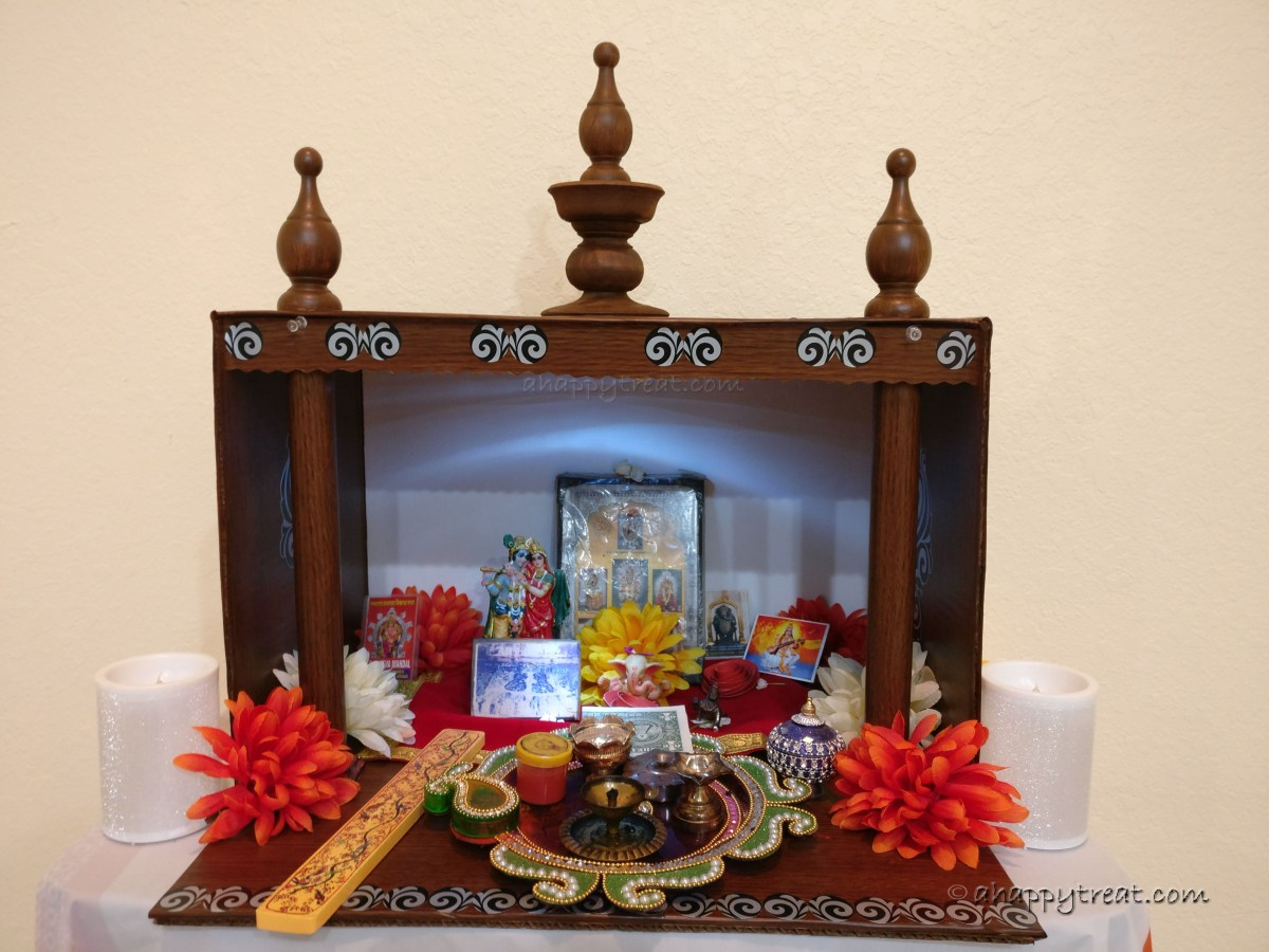 DIY Temple for Home | DIY Pooja Mandir