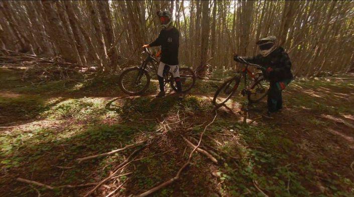 Bosques Sureños - Enduro y FPV