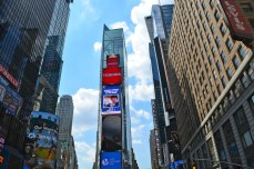 7. times square de manhã - new york - abahnao.com - Barbara Poplade Schmalz©