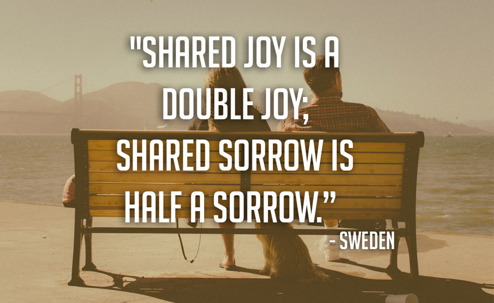 21 Of The Most Beautiful Proverbs From Around The World