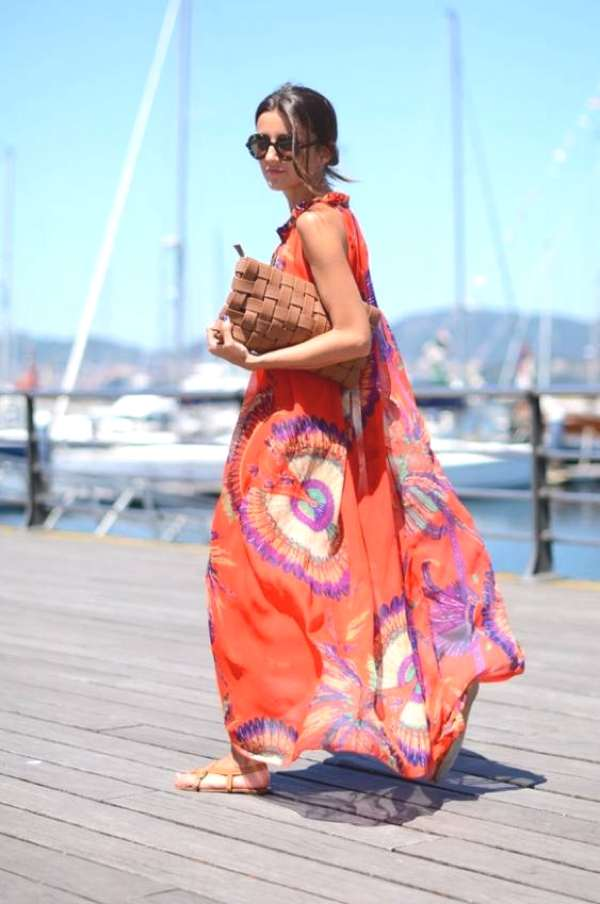 We are AHBSESSED with the Summer Maxi Dress.