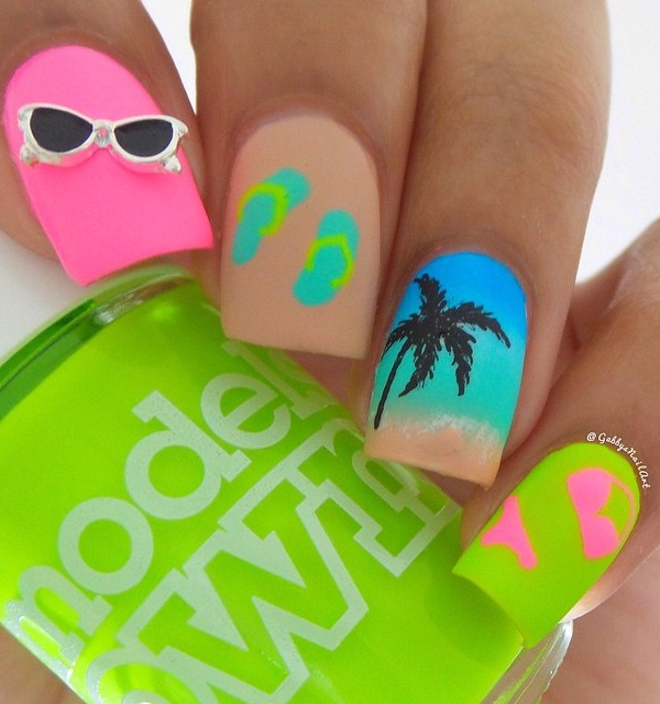 It's summer, and you need Fabulous Gorgeous Nails. Well, you need them all the time, but especially in the summer! And we have them, complete with tutorials!