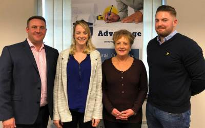 Advantage Roll out Expansion Plans with New Se Office