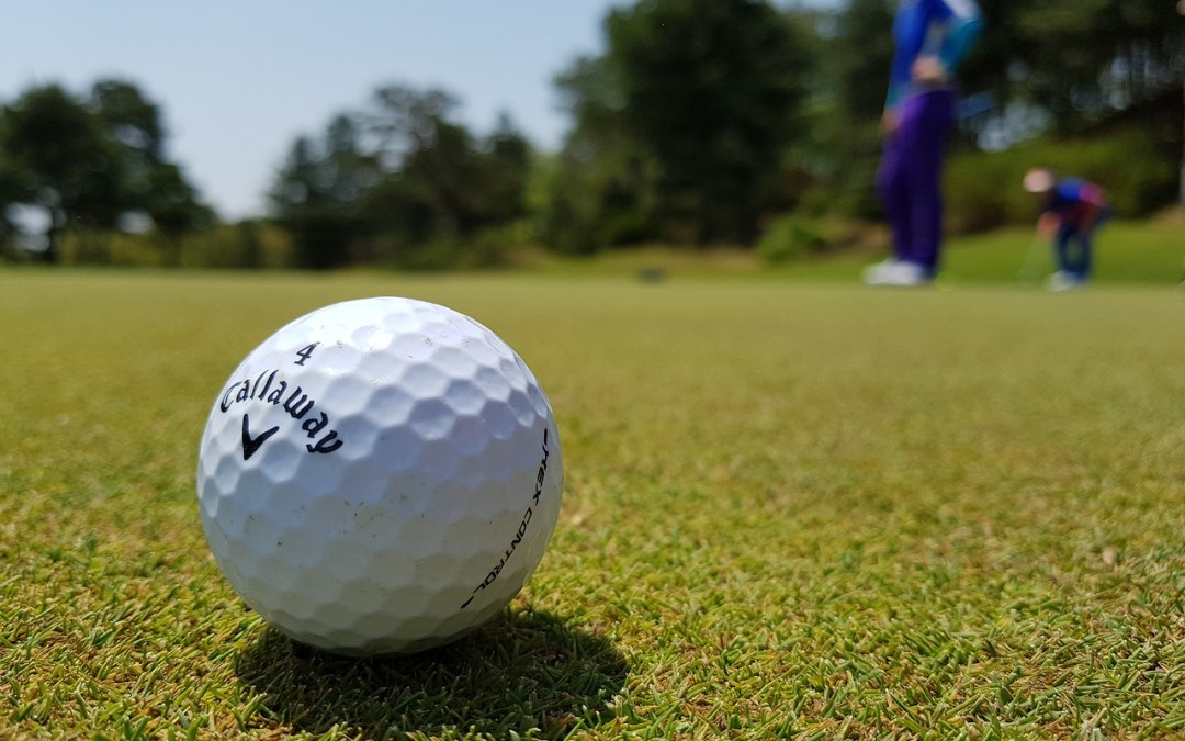 The Advantage team is counting down to our annual charity golf day