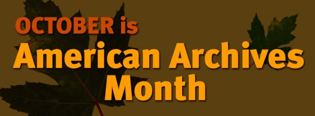 Archives Month 2013