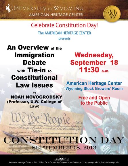 Celebrate Constitution Day!