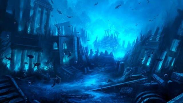 Resultado de imagem para atlantida cidade perdida