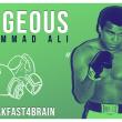 Muhammad Ali, Gorgeous George, PR, Stunt