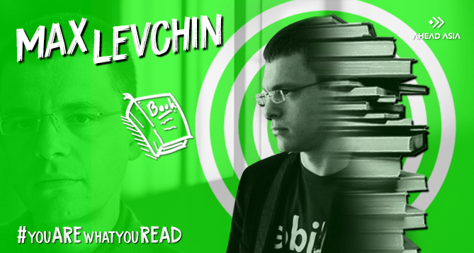 Max Levchin, PayPal, You are what you read,