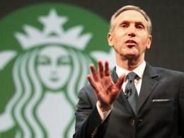 ประธาน Starbucks