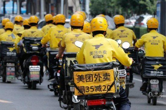 Meituan ซึ่งครองตลาดดีลิเวอรีในจีน เกินกว่า 50% มีแบ็กอัพชั้นดี อย่าง Tencent