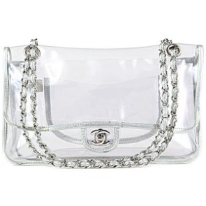 clear chanel bag