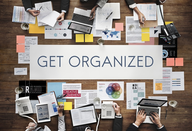 Organize your tasks