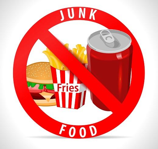 Avoid fried food