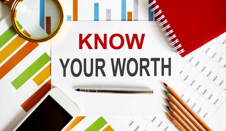 Don't diminish your worth