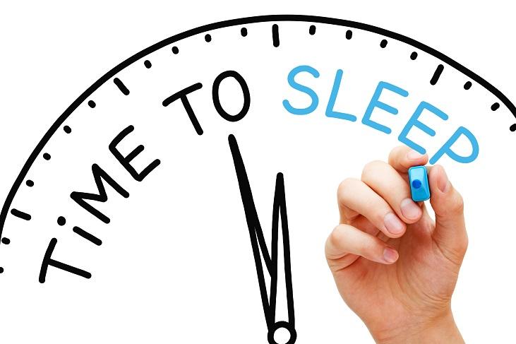Maintain sleep pattern