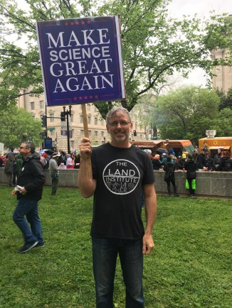 """Make Science Great Again"""