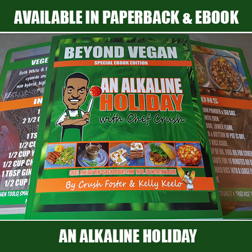 AN ALKALINE HOLIDAY COOKBOOK