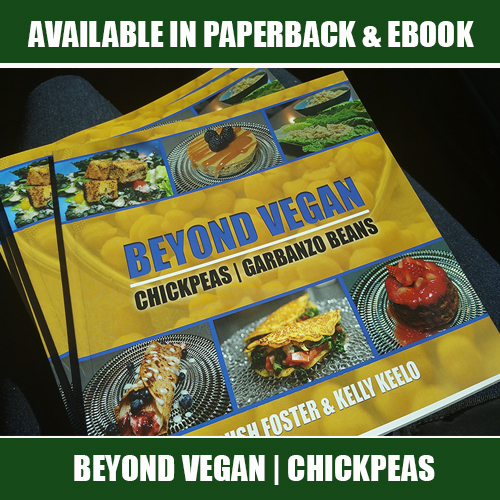 BEYOND VEGAN COOKBOOK