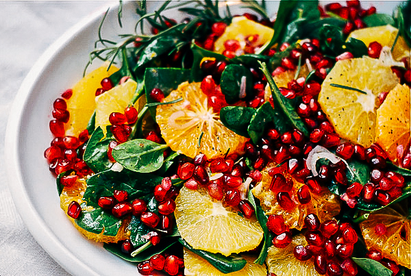 Perfect Healthy Holiday Salad