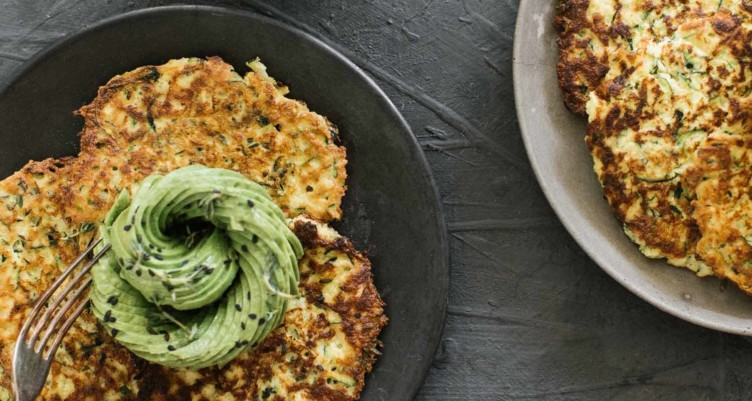 Whole30 Zucchini Fritters
