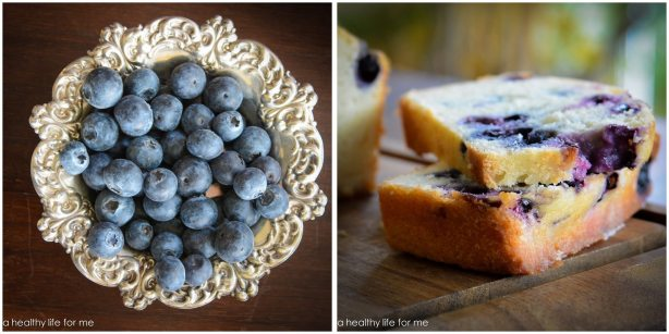Blueberry Lemon Bread with AHLFM