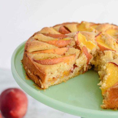 Perfect Peach Cake