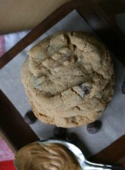 peanut-butter-chocolate-coconut-cookies