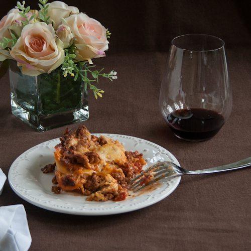Simple Lasagna Recipe   ahealthylifeforme.com
