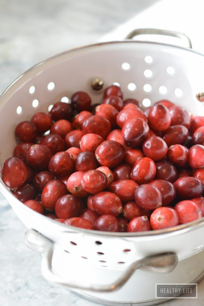 How To Make the Perfect Cranberry Sauce Recipe   ahealtylifeforme.com