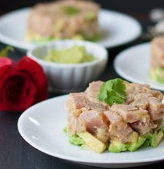 Tuna Tartare Recipe