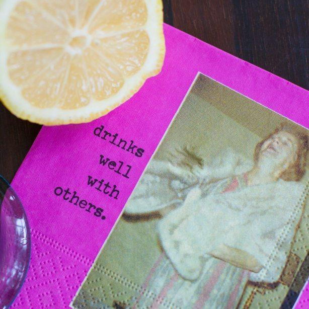 electric lemonade vodka curaçao lemon ginger ale
