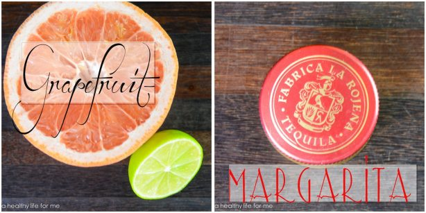 Grapefruit Tequila