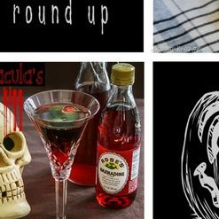 Halloween Cocktail Round Up