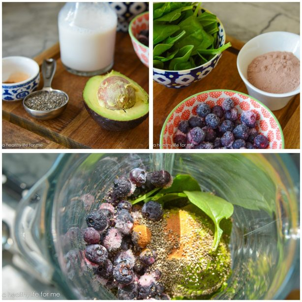 AHLFM Protein Superfood Healthy Workout Beverage Smoothie