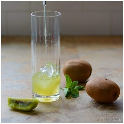 Kiwi Fresh Cocktail