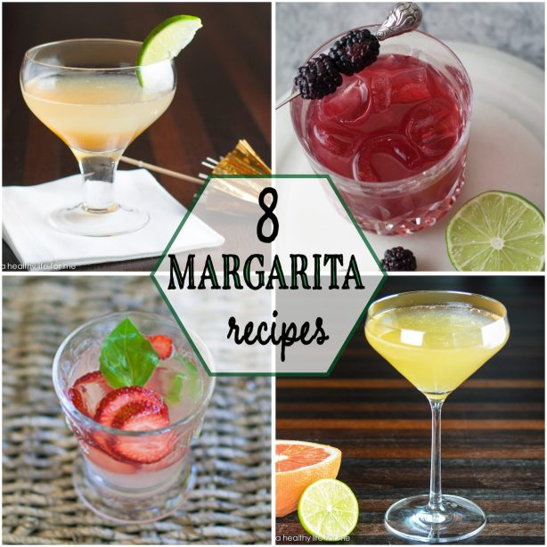 Margarita Day Cocktail Recipes