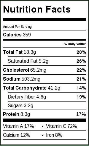 Potato Kale Frittata Gluten Free Vegetarian Recipe   ahealthylifeforme.com