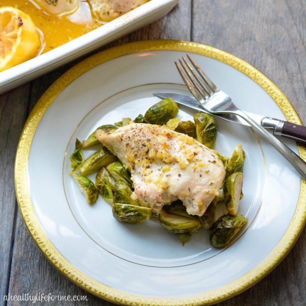 Baked Lemon Chicken Recipe Ready in 30 minutes
