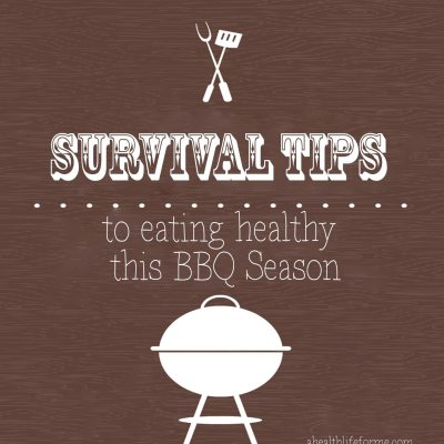 Healthy Eating this BBQ Season