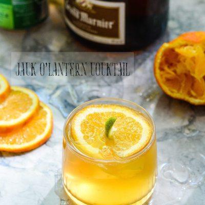 Jack-O'-Lantern Cocktail