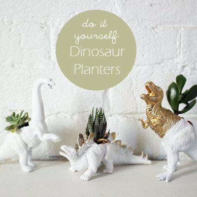 10 DIY Planters