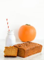Paleo Gluten Free Pumpkin Bread Recipe | ahealthylifeforme.com