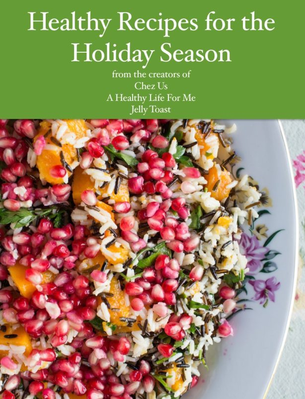 Healthy Holiday Recipe eCookbook | ahealthylifeforme.com