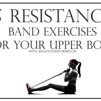 5 Resistance Band Exercises