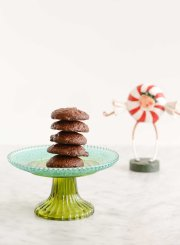 Gluten Free Chocolate Peppermint Cookie