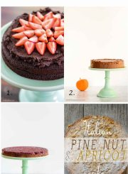 10 Heathy Dessert Recipes for your healthy life gluten free paleo grain free dairy free | ahealthylifeforme.com