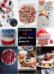 20 gluten free Fourth of July dessert recipes | ahealthylifeforme.com